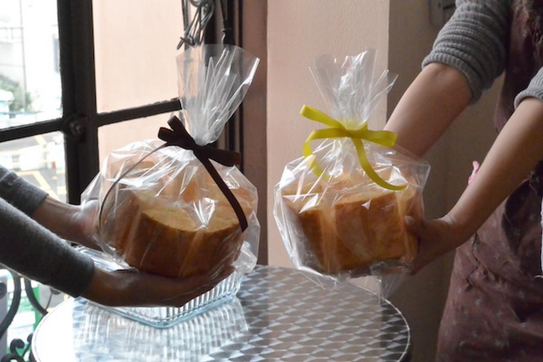 Q:シフォンケーキが十分に膨らみません