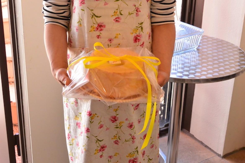 青山天使のしふぉん シフォンケーキ教室へようこそ!お越しいただきありがとうございました