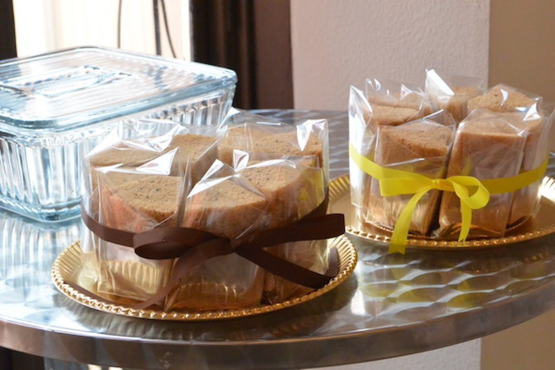 基礎クラス 紅茶シフォンケーキ、ご参加ありがとうございました