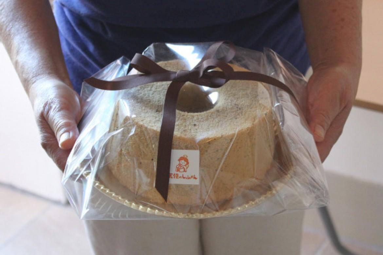 シフォンケーキ教室(紅茶シフォンケーキ)、お越しいただきありがとうございました!