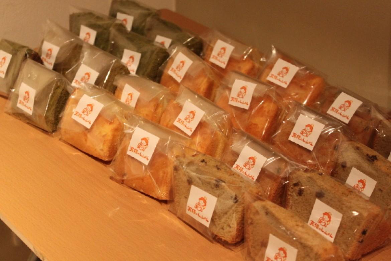 プライベートレッスン(抹茶・オレンジ・ワインシフォンケーキ)、ご参加いただきありがとうございました!