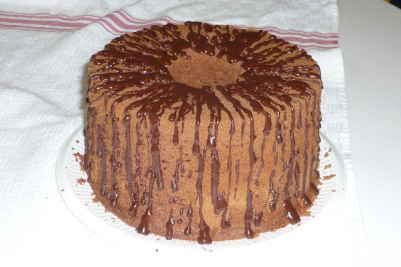濃厚チョコレートのふわふわシフォン、ご自宅で作成したお写真をお送りいただきました!