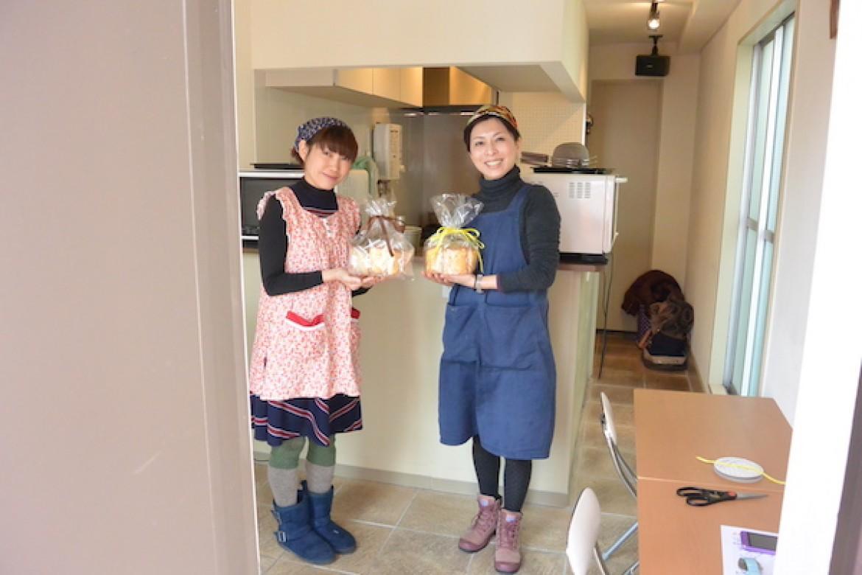 柑橘系の爽やかな香りオレンジシフォンケーキ作りました♪