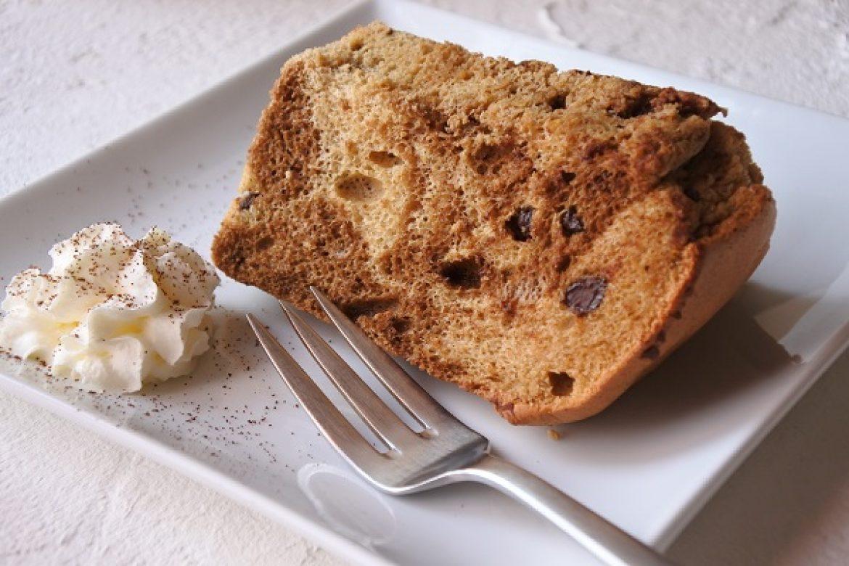 新年は珈琲マーブルチョコチップシフォンケーキのレッスンからスタートです